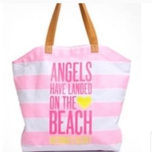 """Victoria Secret """" Angels have landed on the Beach"""